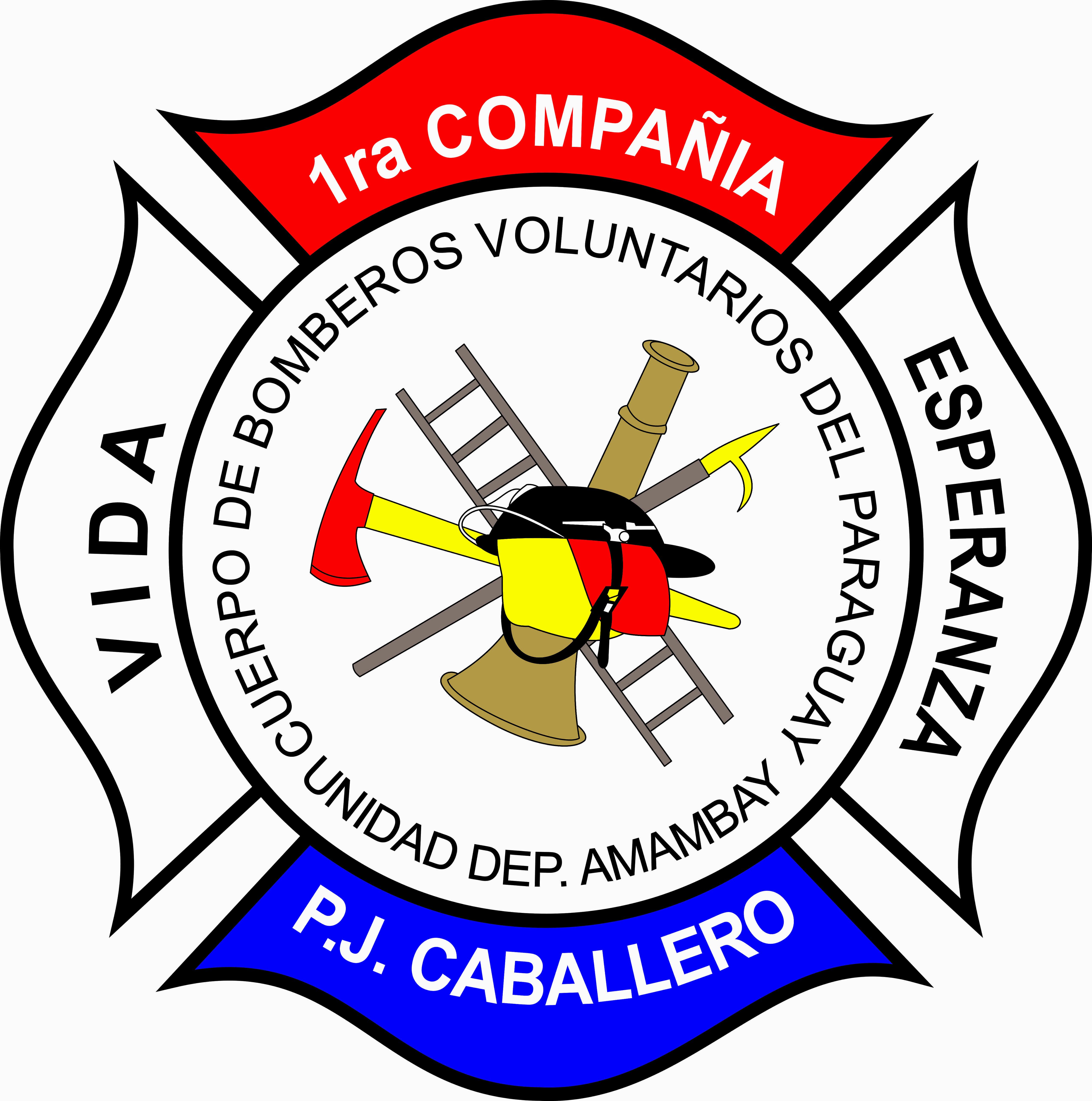 Cuerpo de Bomberos Voluntarios Unidad Dep. Amambay