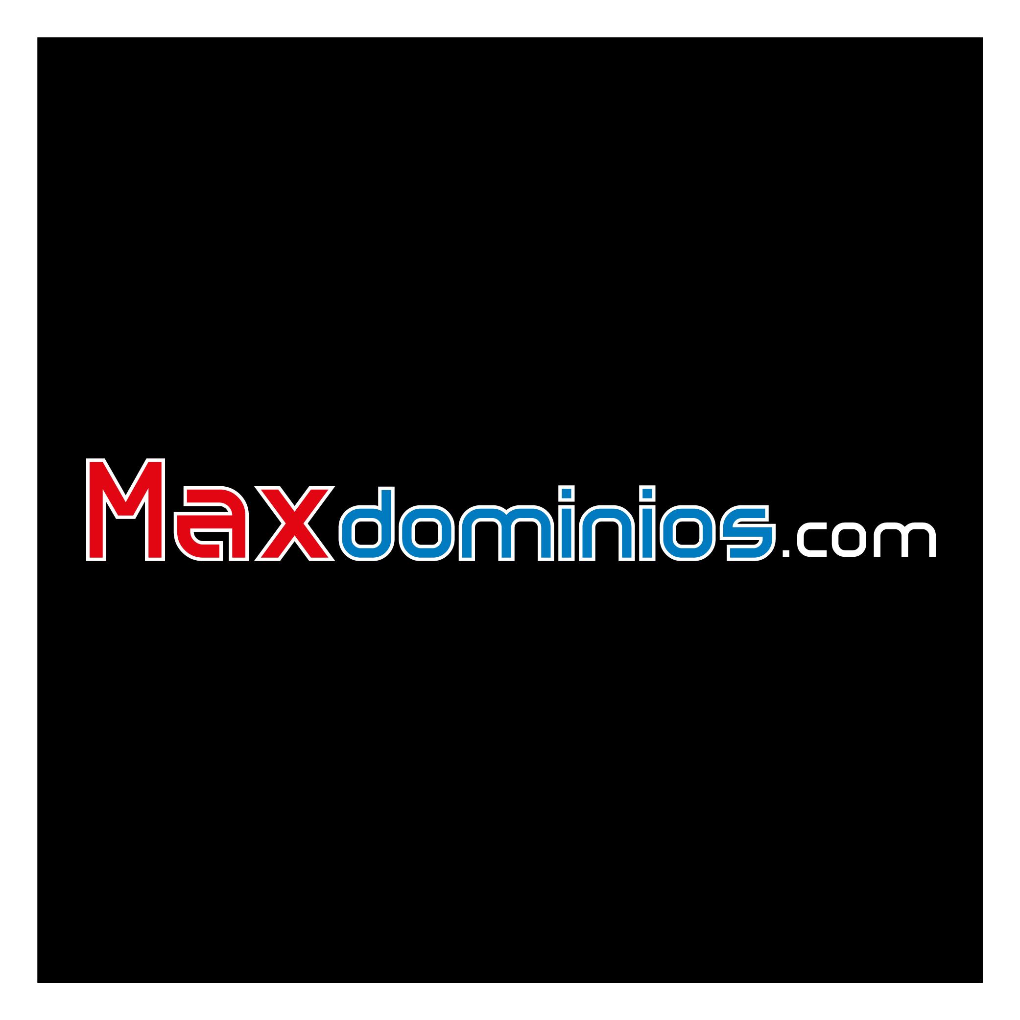 logotipo maxdominio-01
